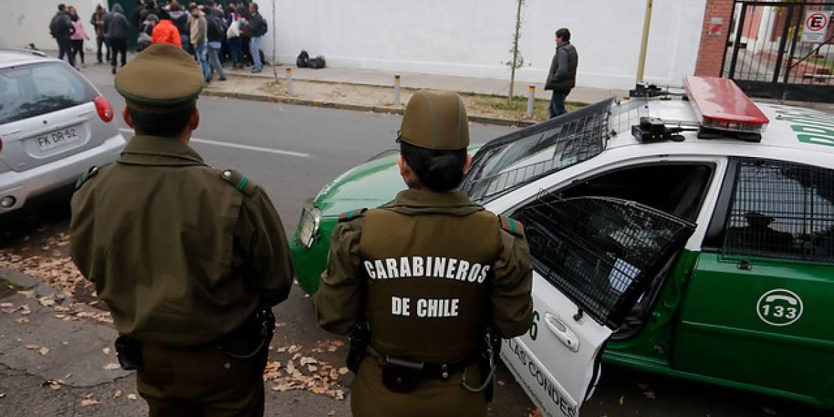 Nuevo intento de soborno a carabineros: colombianos ofrecieron $530 mil