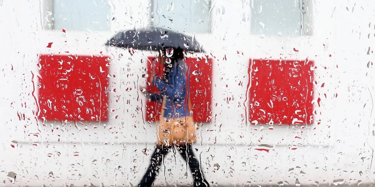 Previsão do tempo: Frente fria traz chuvas nesta segunda-feira em São Paulo