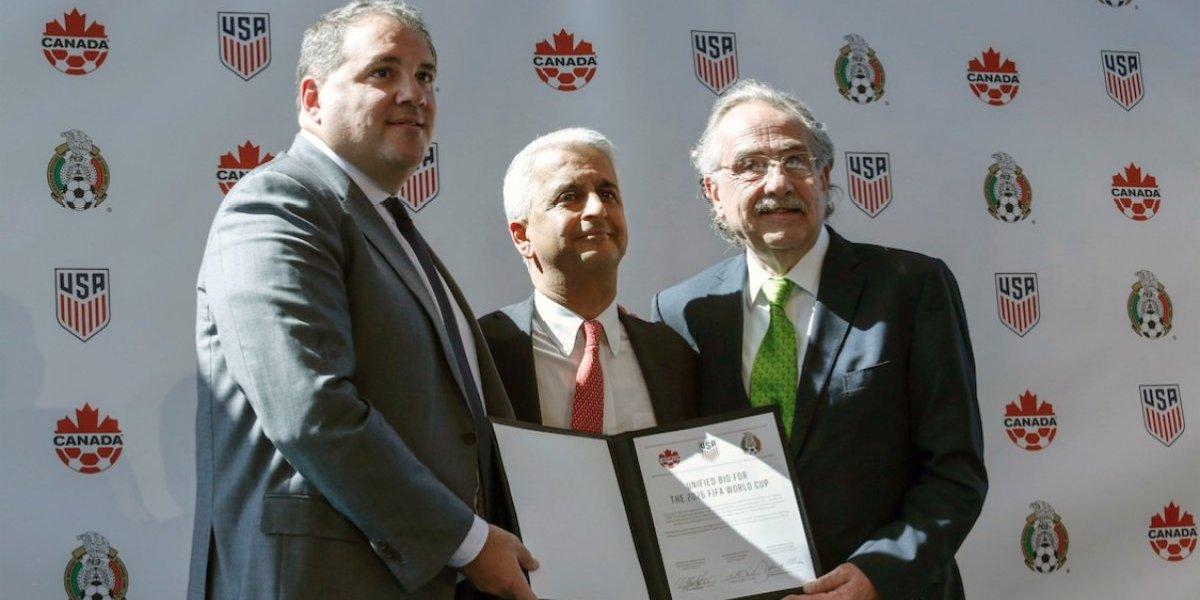 Candidatura conjunta de América del Norte es favorita para el Mundial 2026