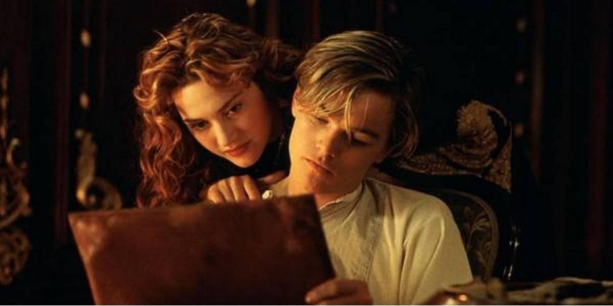 "Revelan quién dibujó a Kate Winslet en la película ""Titanic"""
