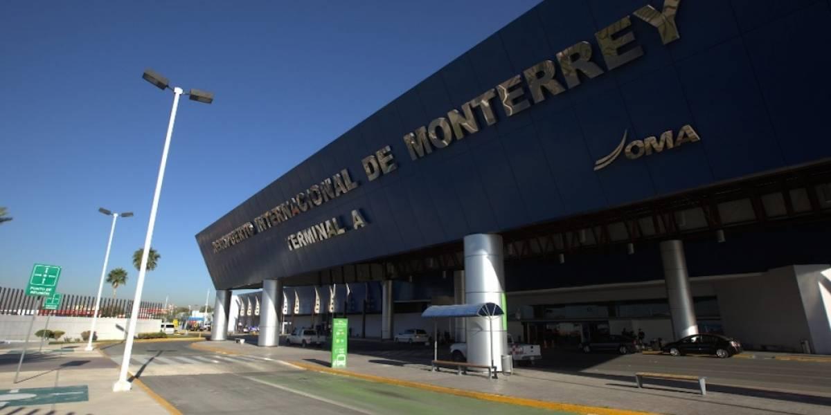 Cerrarán carretera al Aeropuerto de Monterrey este martes