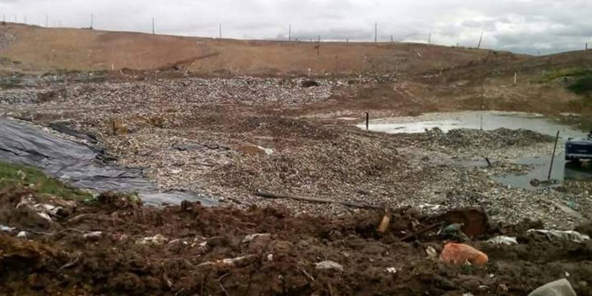 ¡Ojo! Por la visita del papa cambiarán los horarios de la recolección de basura en Bogotá