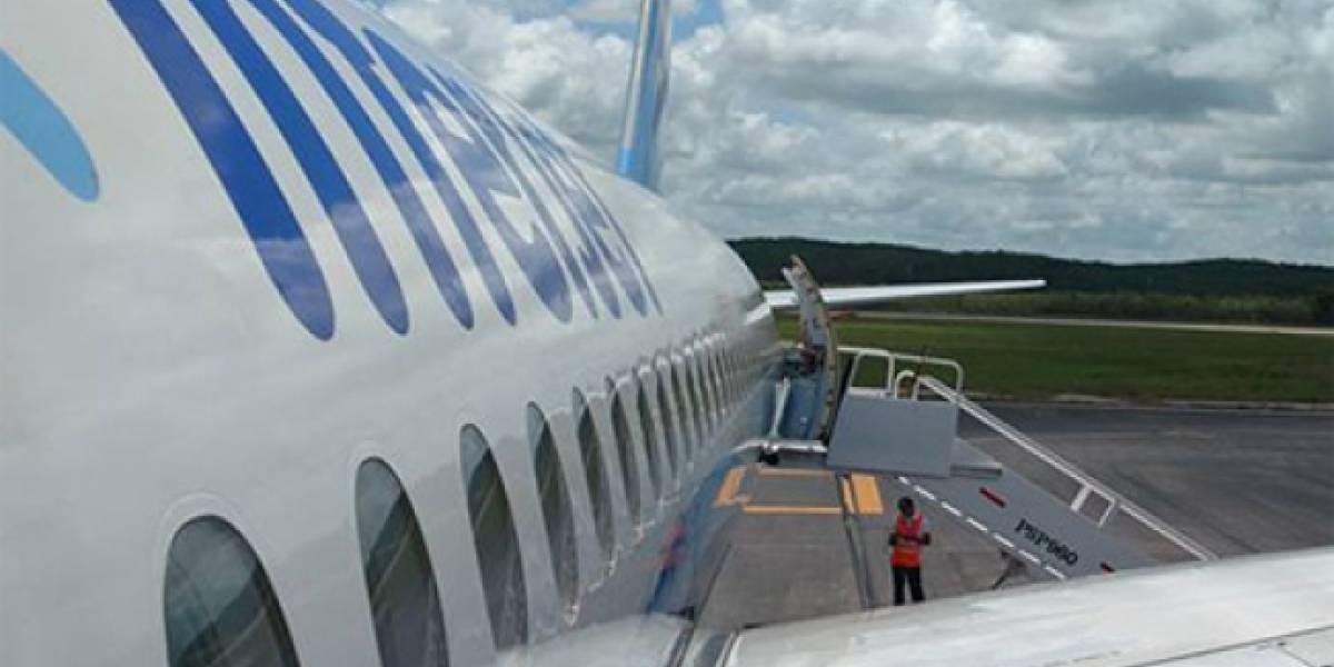 Aerolínea busca impulsar turismo nacional e internacional con boletos a mitad de precio