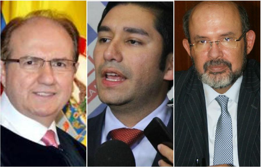 Exmagistrados y congresistas, centro de una red de corrupción