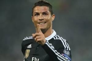 Cristiano el símbolo del Madrid
