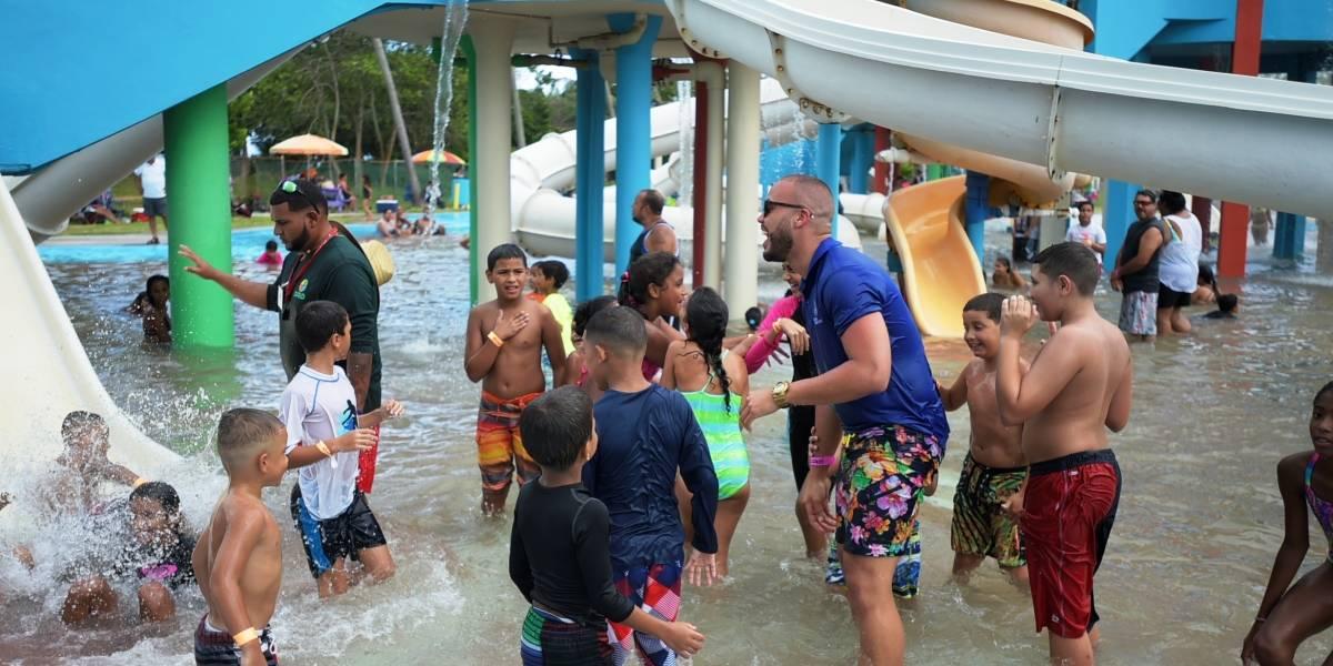 Parque acuático de Humacao abrirá solo unos días