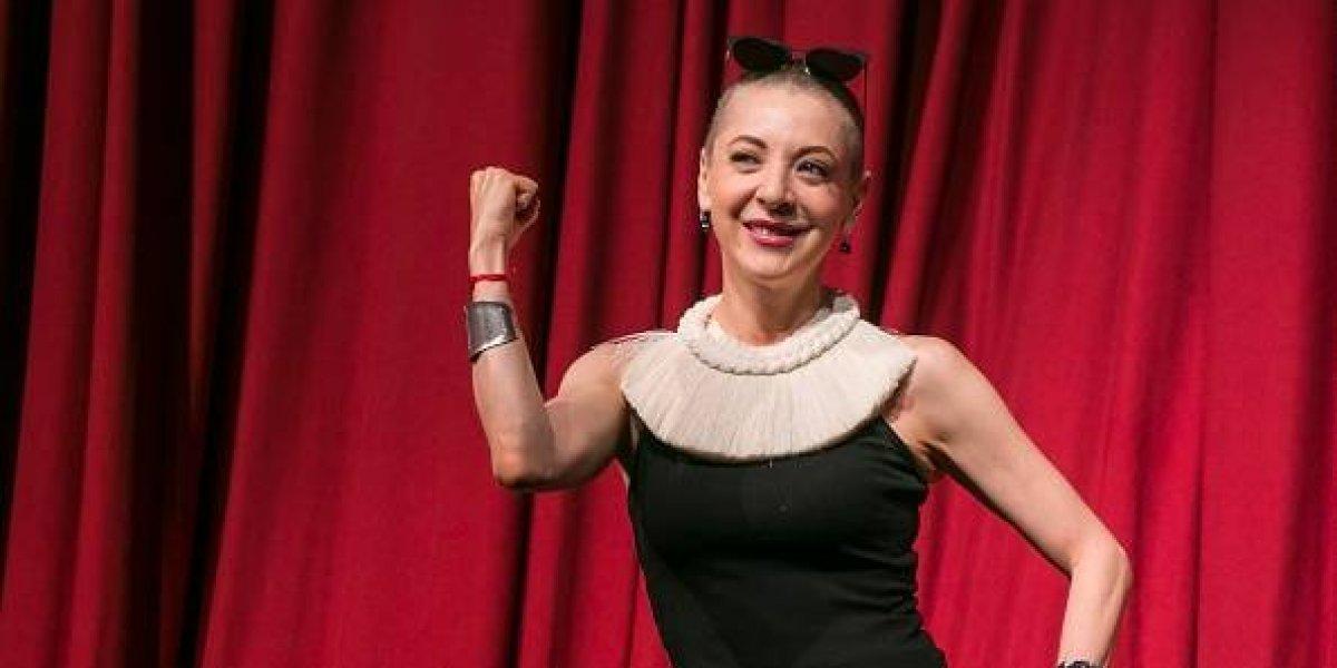 Tras vencer el cáncer, Edith González luce su cuerpo en bikini