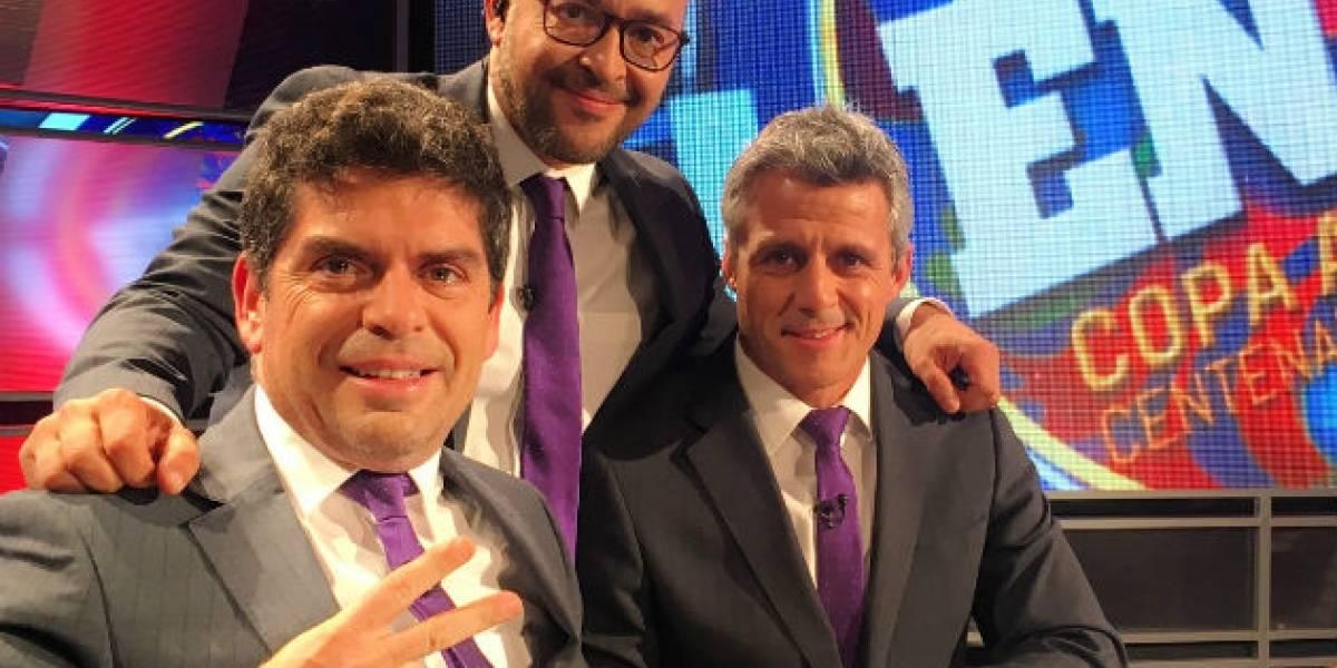 Pablo Flamm responde al fuerte gesto de Romai Ugarte en el CDF