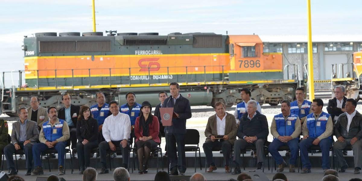Peña Nieto realiza gira de trabajo por Durango este martes