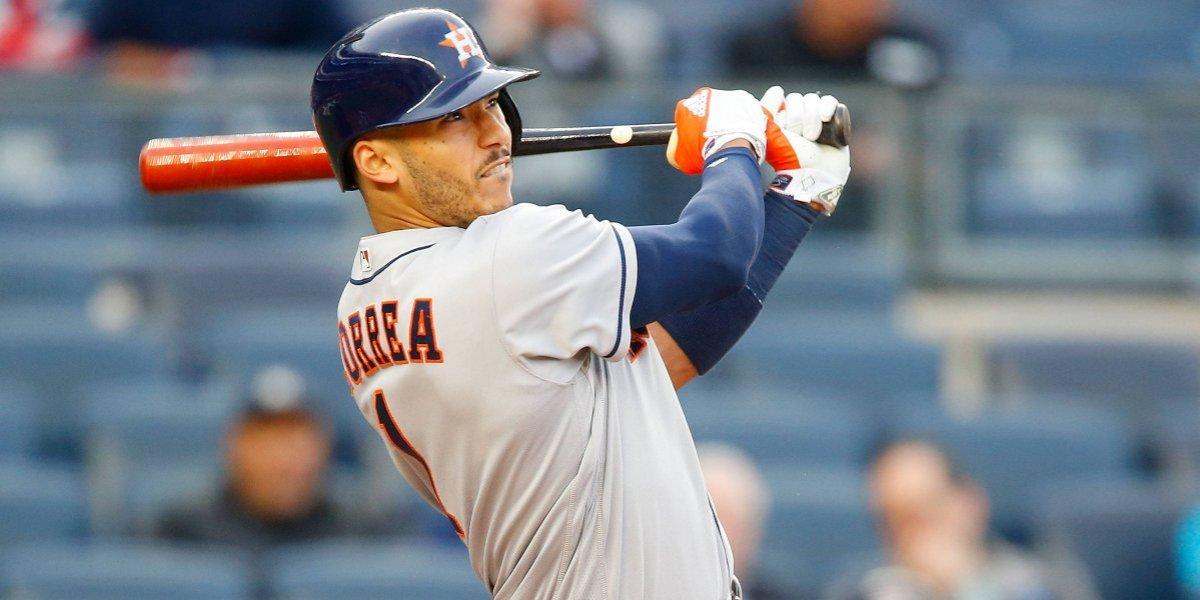 Sin dolor Carlos Correa tras hacer actividades de béisbol