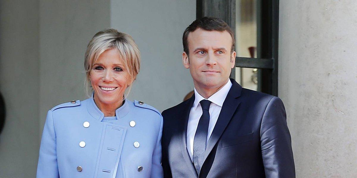 Macron denuncia a paparazzi por acoso durante sus vacaciones