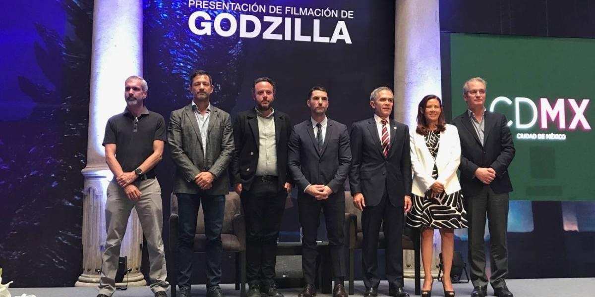 Godzilla está trabajando en la Ciudad de México:  Miguel A. Mancera