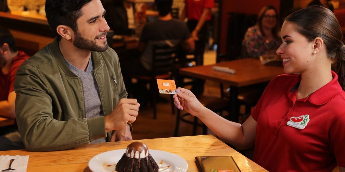 Deliciosos beneficios con ieat Rewards