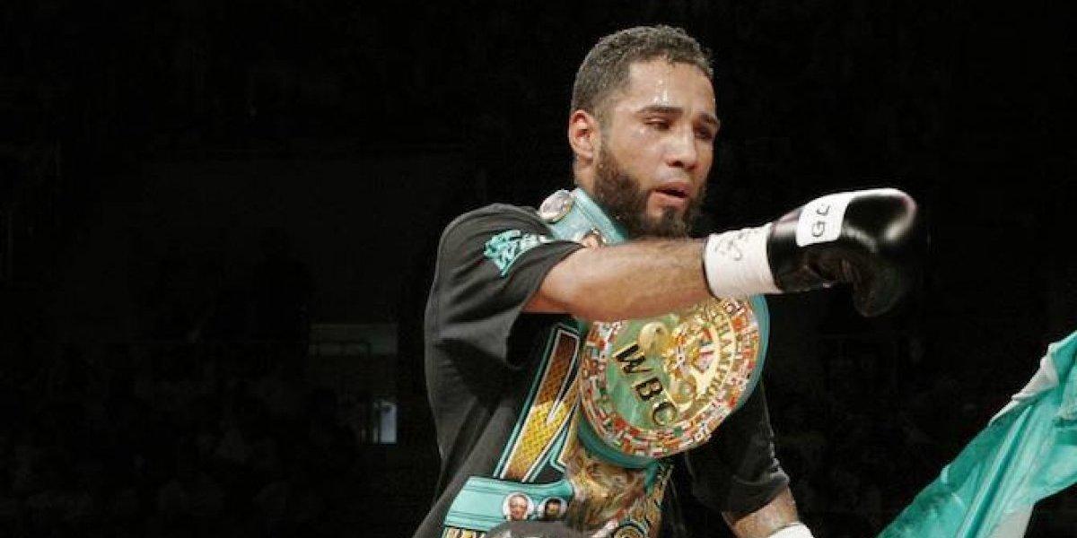 Mexicano 'Pantera' Nery es el nuevo campeón de peso gallo del CMB