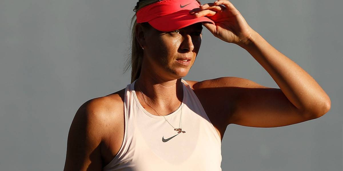 Sharapova recibe invitación para jugar el US Open