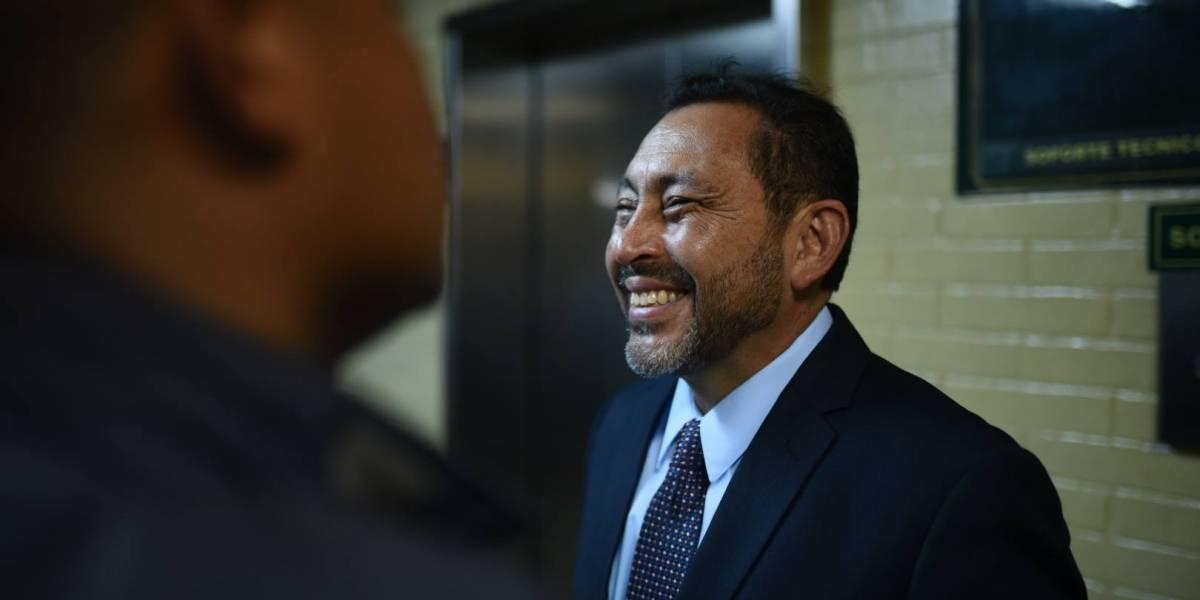 Tribunal espera la declaración de los testigos del exministro Mauricio López Bonilla