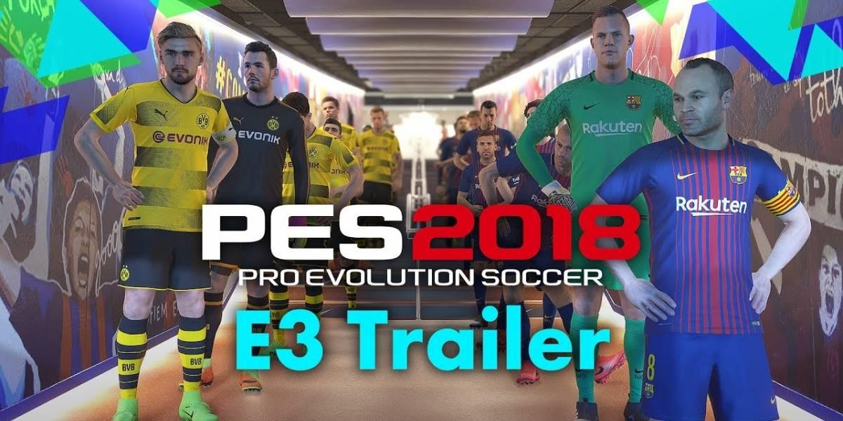 PES 2018: Alianza Lima y Sporting Cristal aparecen licenciados en el videojuego