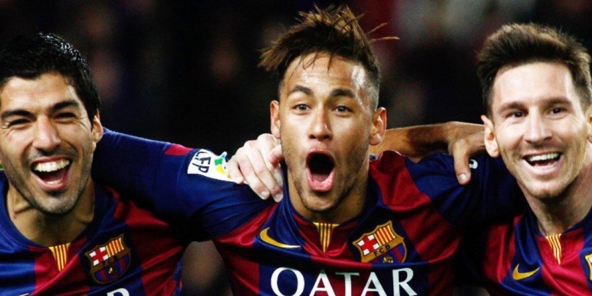 Messi le hizo una promesa a Neymar en una reunión secreta con Luis Suárez