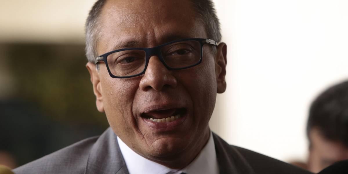 Jorge Glas se pronunció sobre la Refinería Esmeraldas