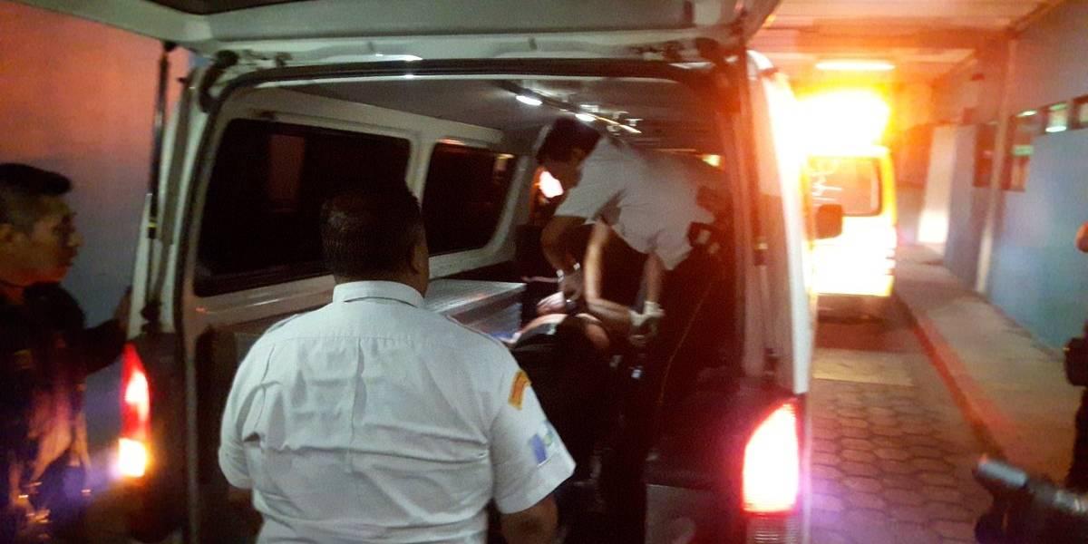 Segundo policía fallece en hospital tras ataque de pandilleros