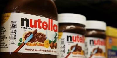Ladrões roubaram 20 toneladas de Nutella e Ovos Kinder