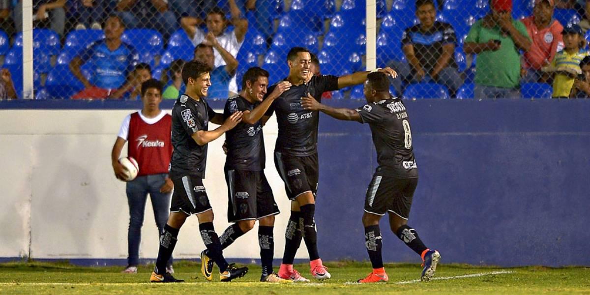 Con gol 50, Funes Mori le da triunfo a Rayados