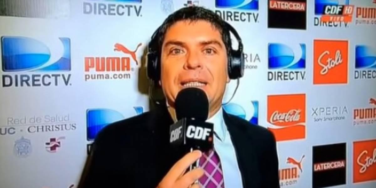 Romai Ugarte pide disculpas tras fuerte gesto ante nueva panelista del CDF