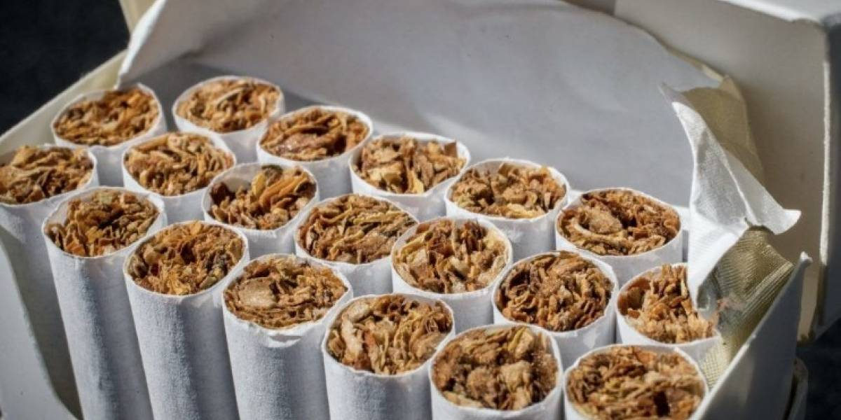 Roban cigarrillos valorados en $1,800 de negocio en Salinas