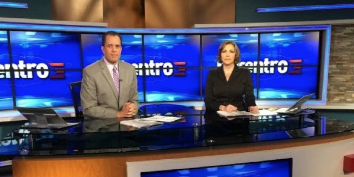 Rosa Nales baja los ratings de Noticentro