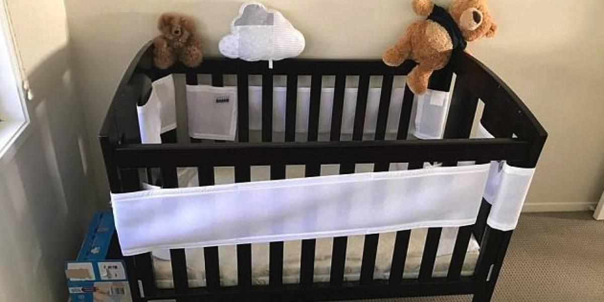 La habitación del bebé ¿dónde se esconde la serpiente?
