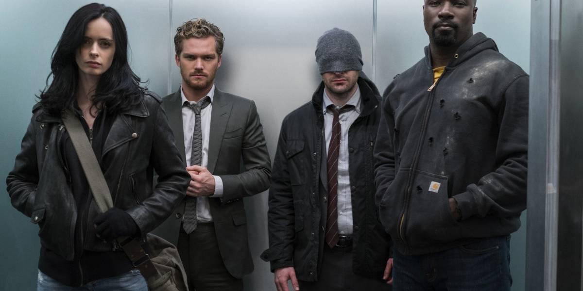 The Defenders, la serie que honra a los superhéroes