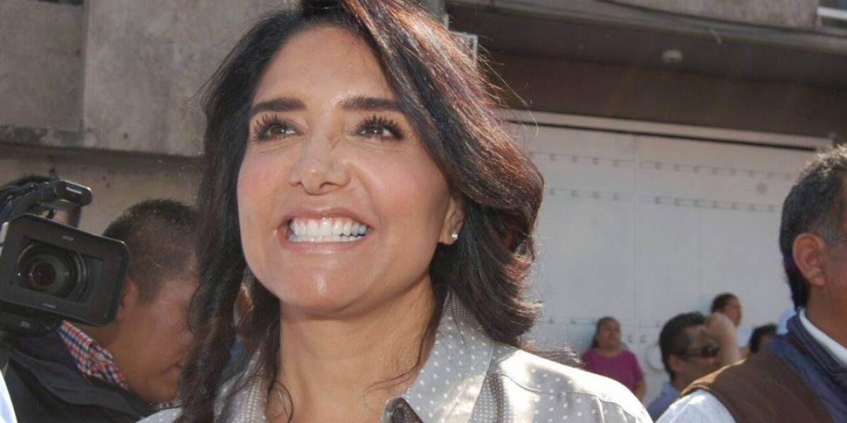 Alejandra Barrales buscará renovar su dirigencia en el PRD