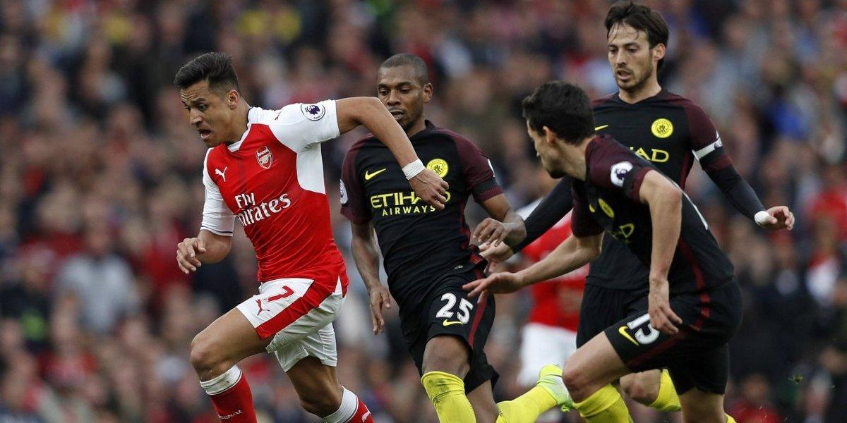 La billetera de Alexis sonríe: Manchester City golpea al PSG y ofrecerá millonaria cifra al Arsenal