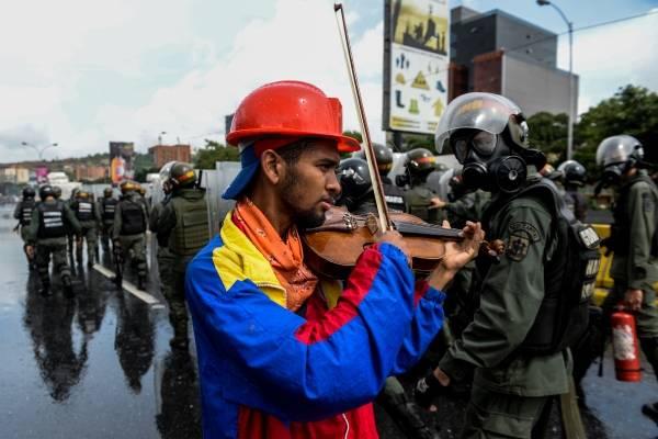 violinista venezolano