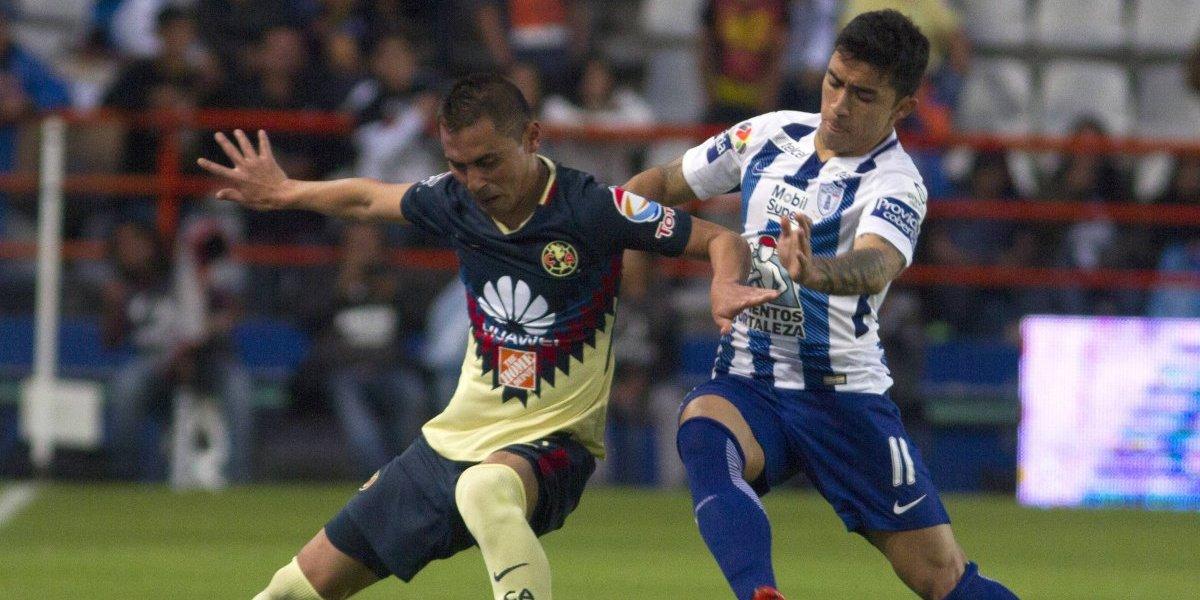 Edson Puch se lesiona en México y es el primer dolor de cabeza de Juan Antonio Pizzi