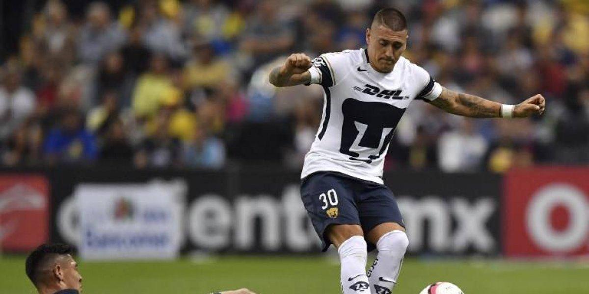 Nico Castillo recibe elogios de su DT y hasta de los defensas del Tigres de Vargas