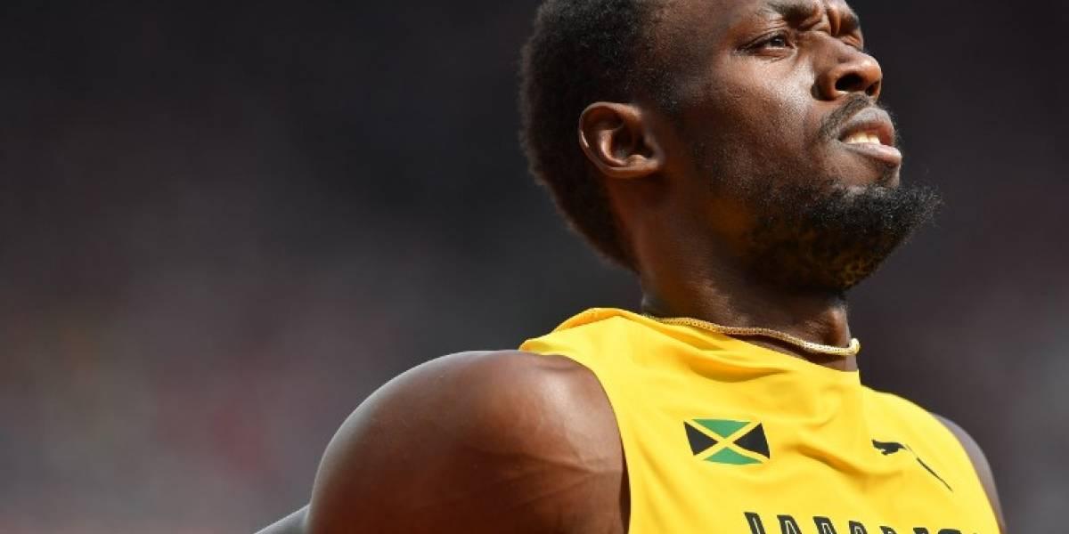 Club de la segunda división inglesa le ofreció una prueba al retirado Usain Bolt