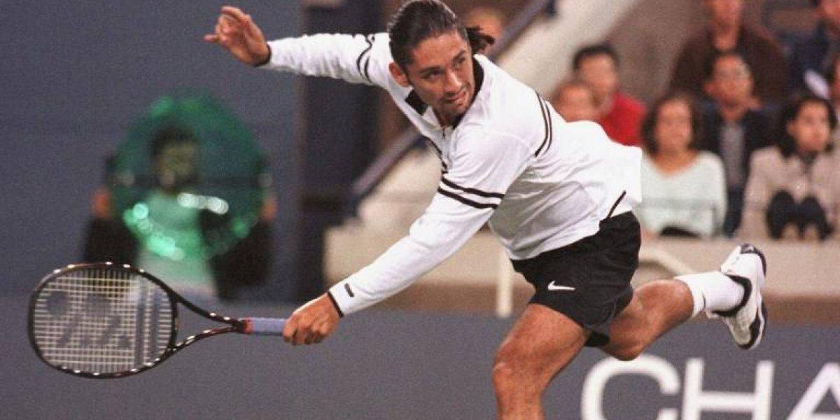 El notable punto del Chino Ríos a Michael Chang que recordó el US Open
