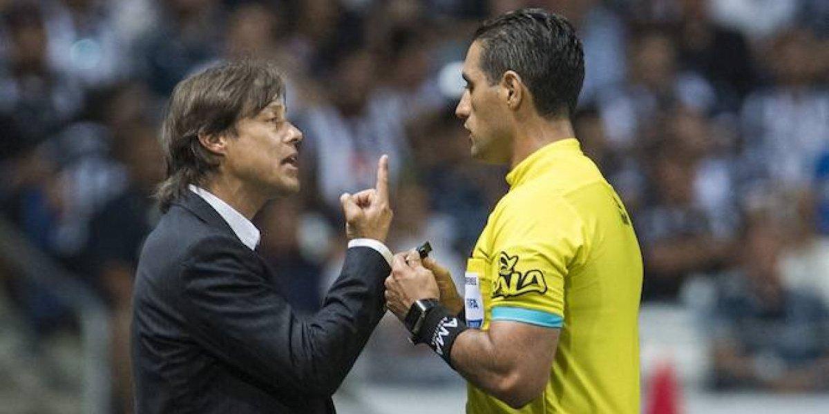 Almeyda asegura que árbitro Orozco mintió