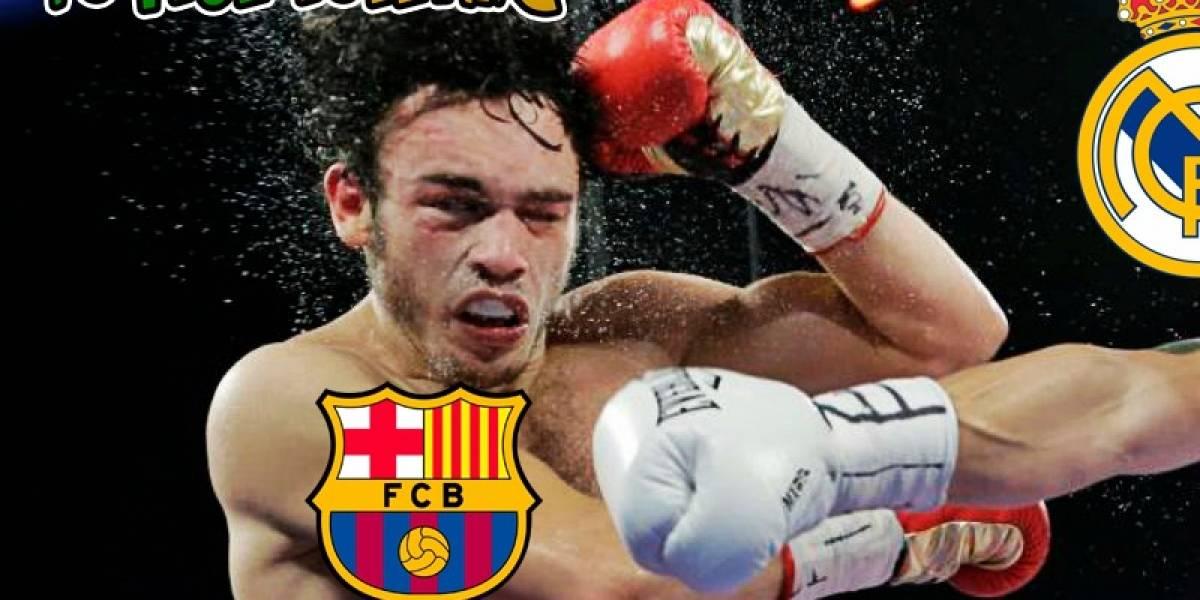 Los mejores memes del triunfo del Real Madrid sobre Barcelona
