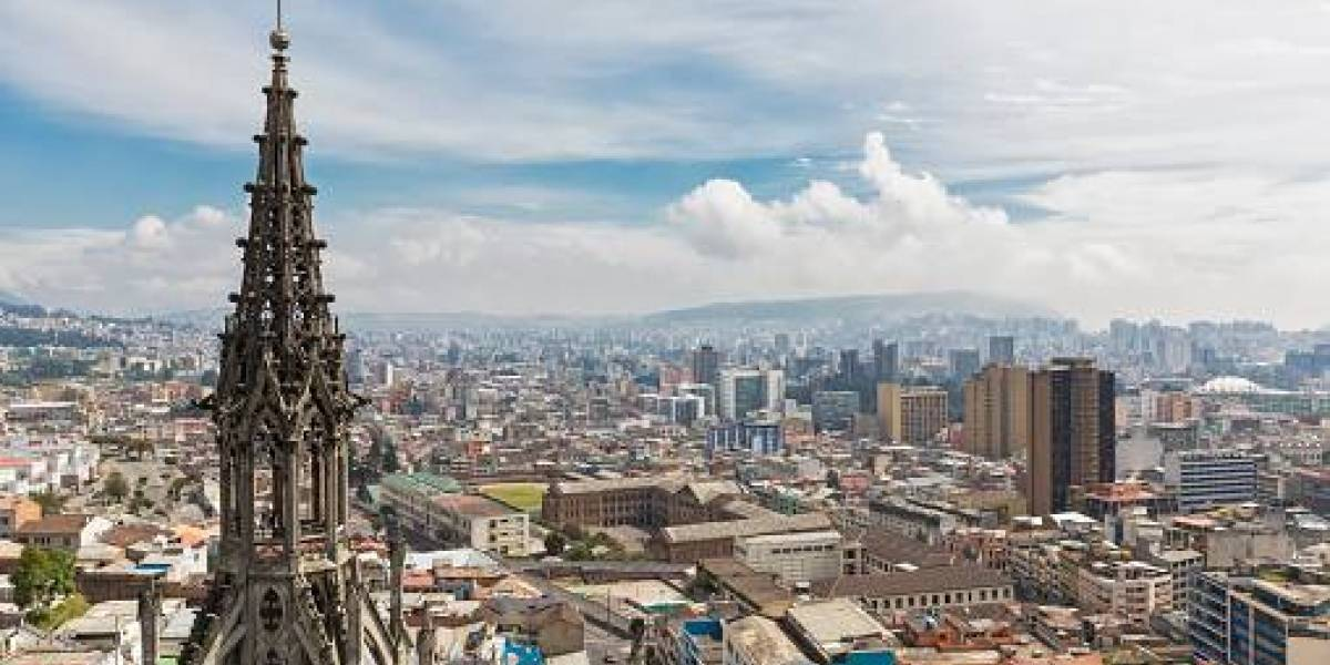 En Quito se registró récord de temperatura más alta del 2017