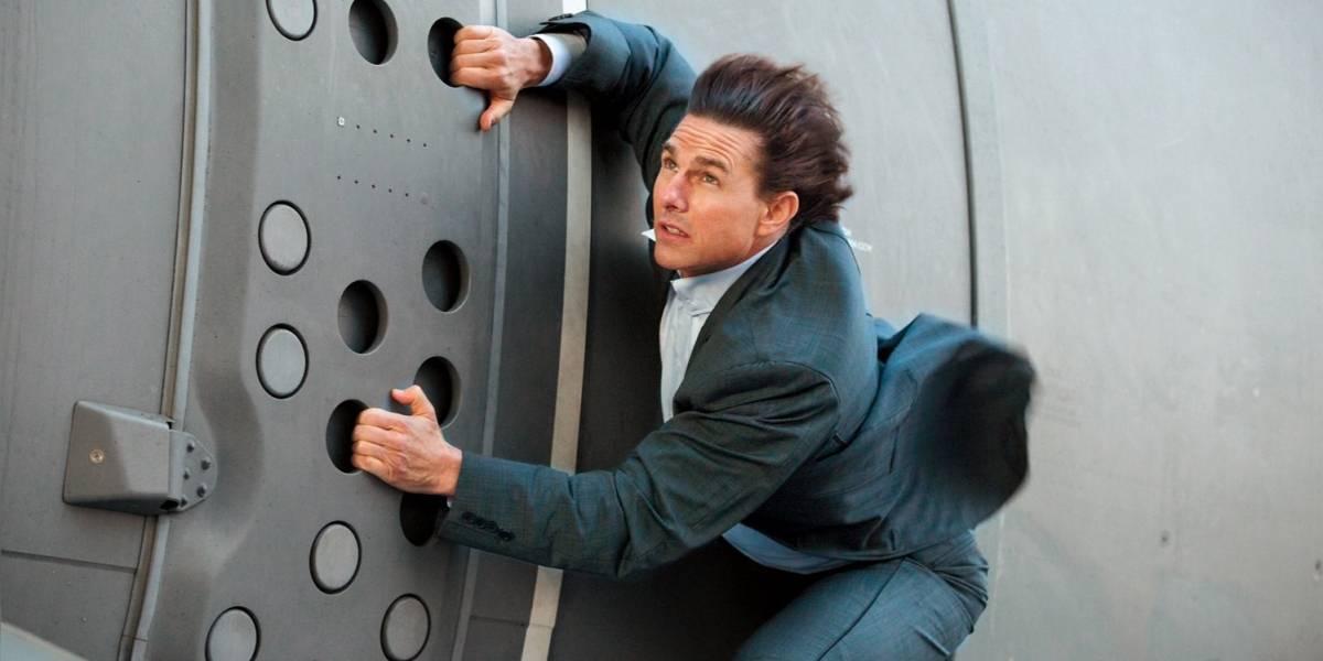 """Posponen rodaje de """"Misión Imposible 6"""" tras accidente de Tom Cruise"""