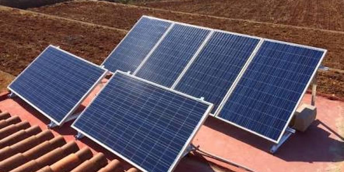 Energía fotovoltaica traerá grandes beneficios al país: Pedro Gálvez