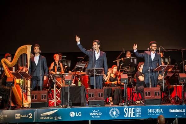Agotadas las localidades para el concierto de IL Volo en Quito