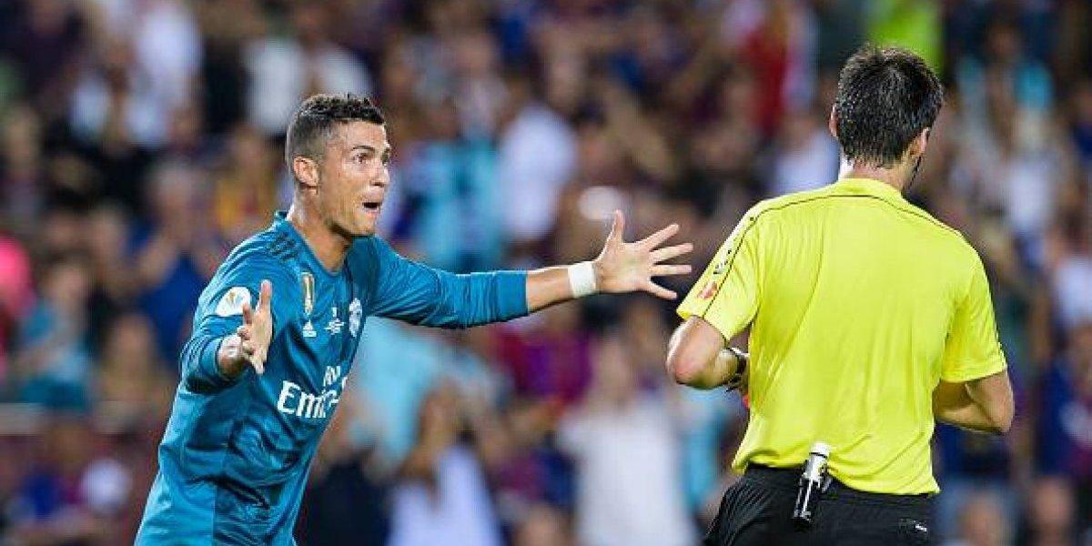 Cristiano Ronaldo acusa ser víctima de una persecución