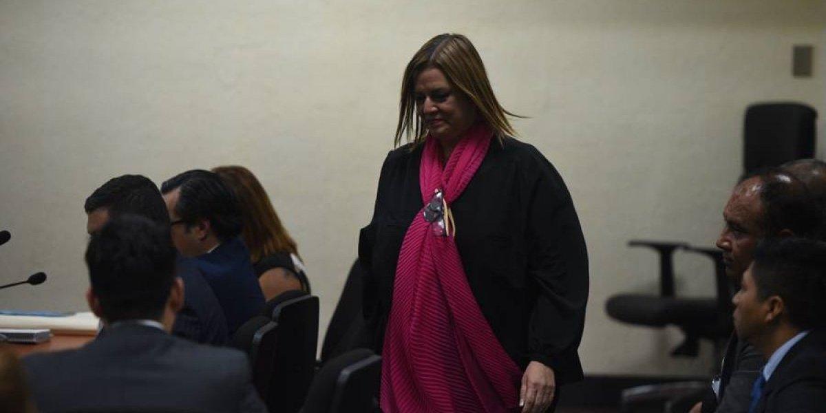 Anahí Keller queda libre por tragedia en Hogar Seguro Virgen de la Asunción