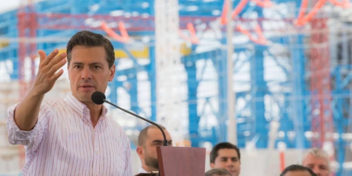 Aumenta aprobación de Peña Nieto durante este último trimestre