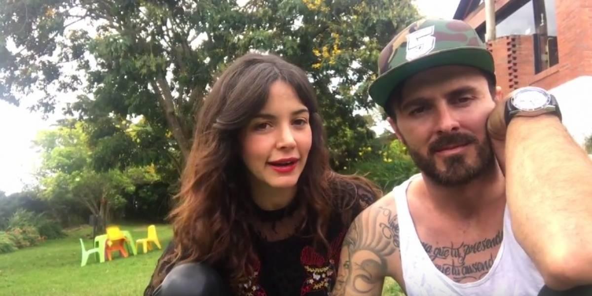 'Tatan' Mejía y Maleja Restrepo hicieron un anuncio muy esperado por sus fanáticos