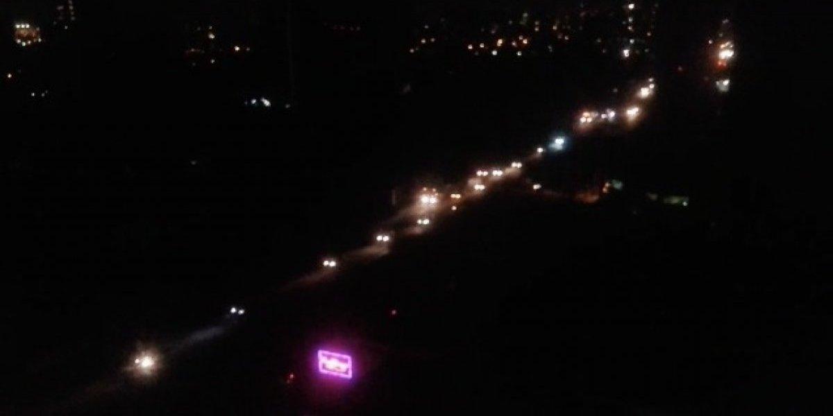 Corte de luz en San Miguel: Enel informa de una normalización de un 98%
