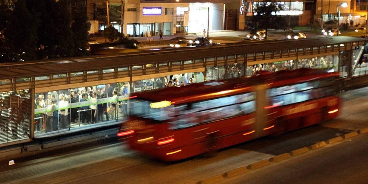 Patrullera valiente capturó a un ladrón que robó un millón de pesos en TransMilenio